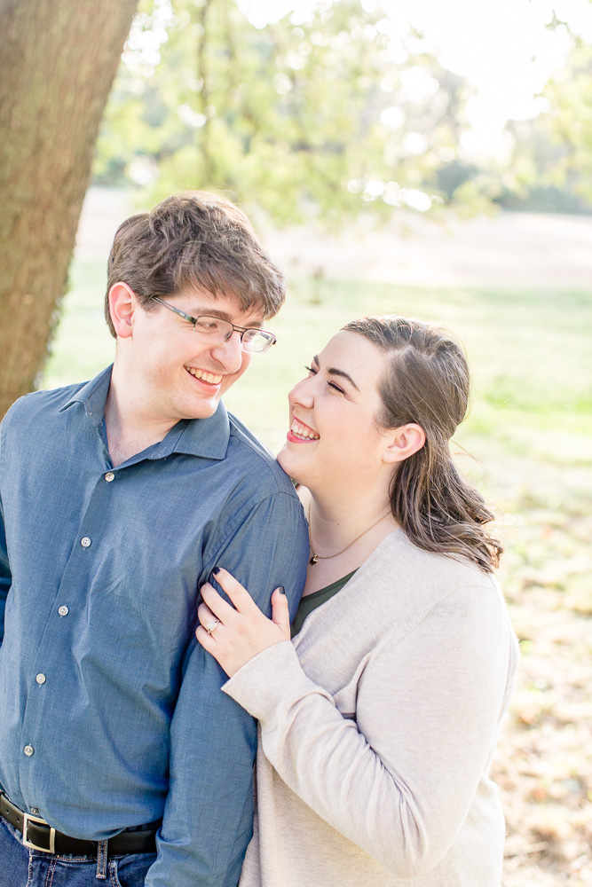 Alexandria VA engagement session with Northern Virginia Engagement Photographer Sarah Botta Photography