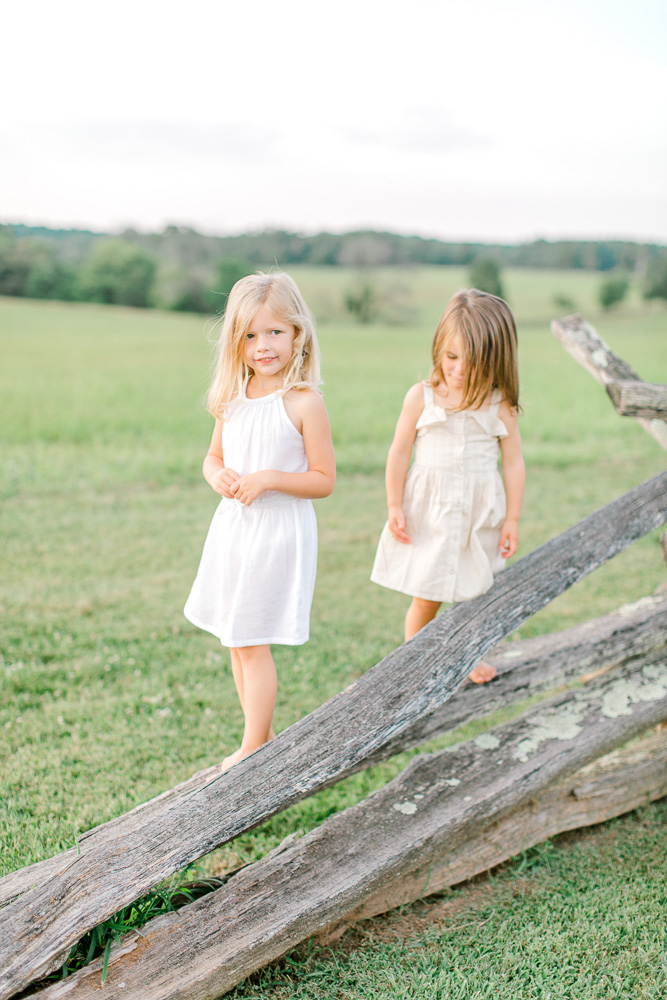 Beckett's 1st Birthday Portraits at Manassass Battlefield with Woodbridge children photographer Sarah Botta Photography